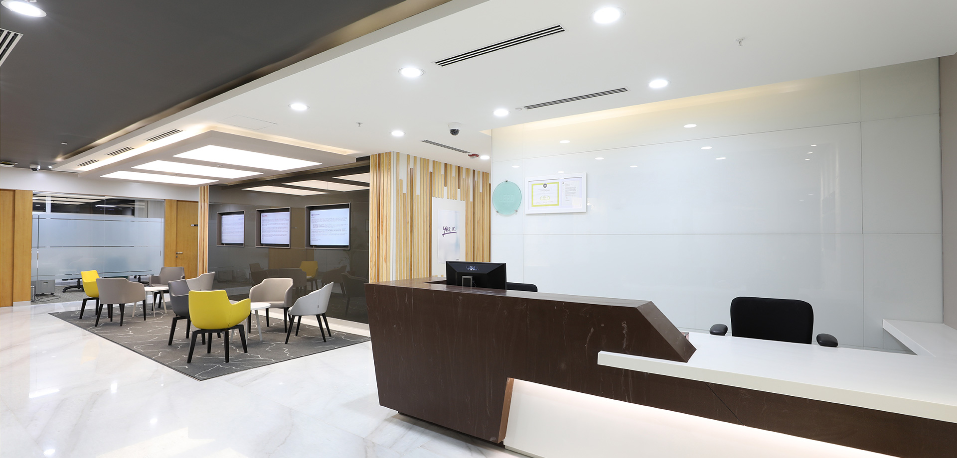 CORPORATE INTERIOR DESIGN
